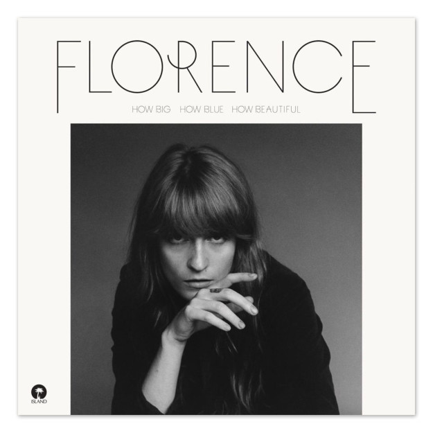 Florence and the Macnine - How Big How Blue How Beautiful